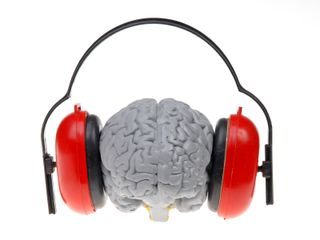 Brain headphones image
