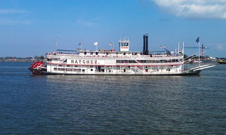 riverboat new orleans