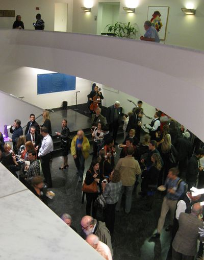 Arts brain aaas reception